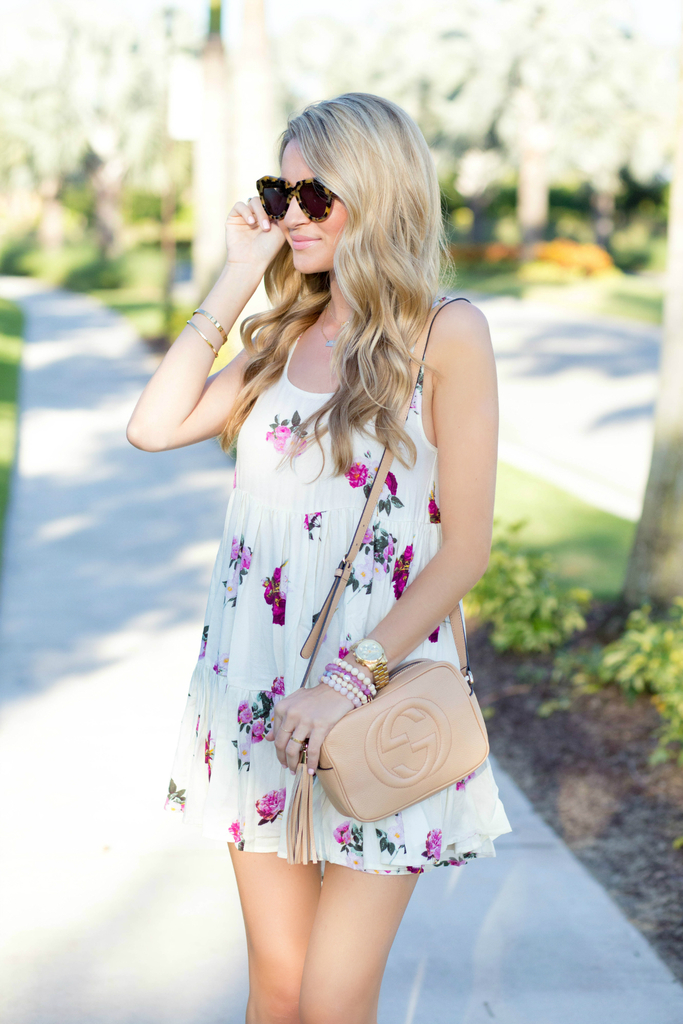 Sundress Season Blonde Expeditions