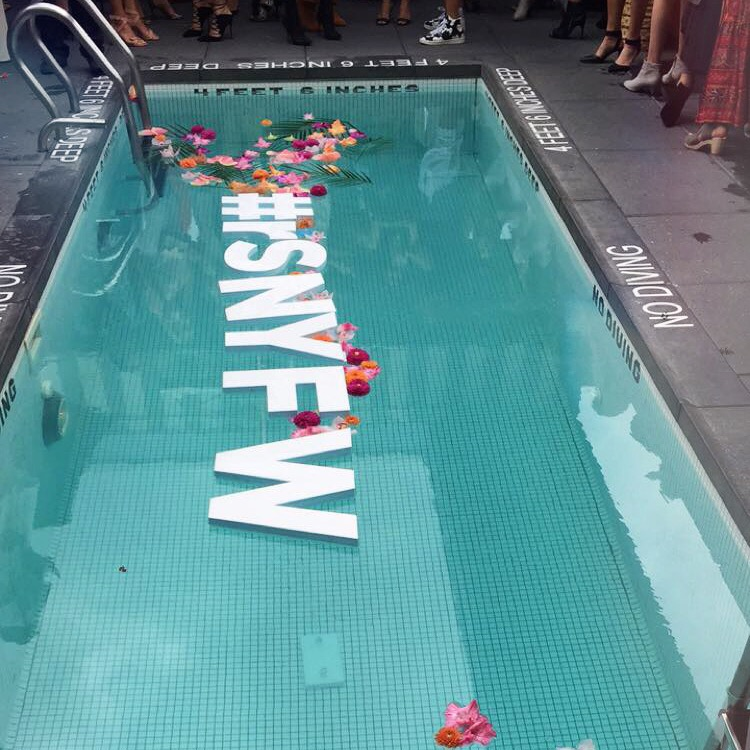 rSNYFW Rooftop Party