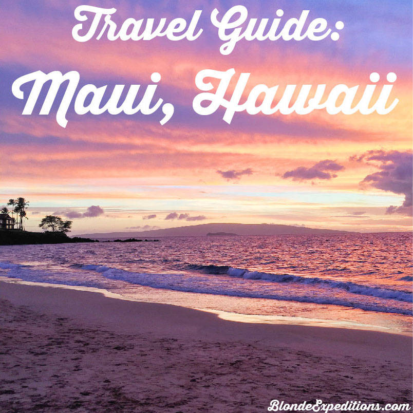 Best Things To Do In Maui, Hawaii