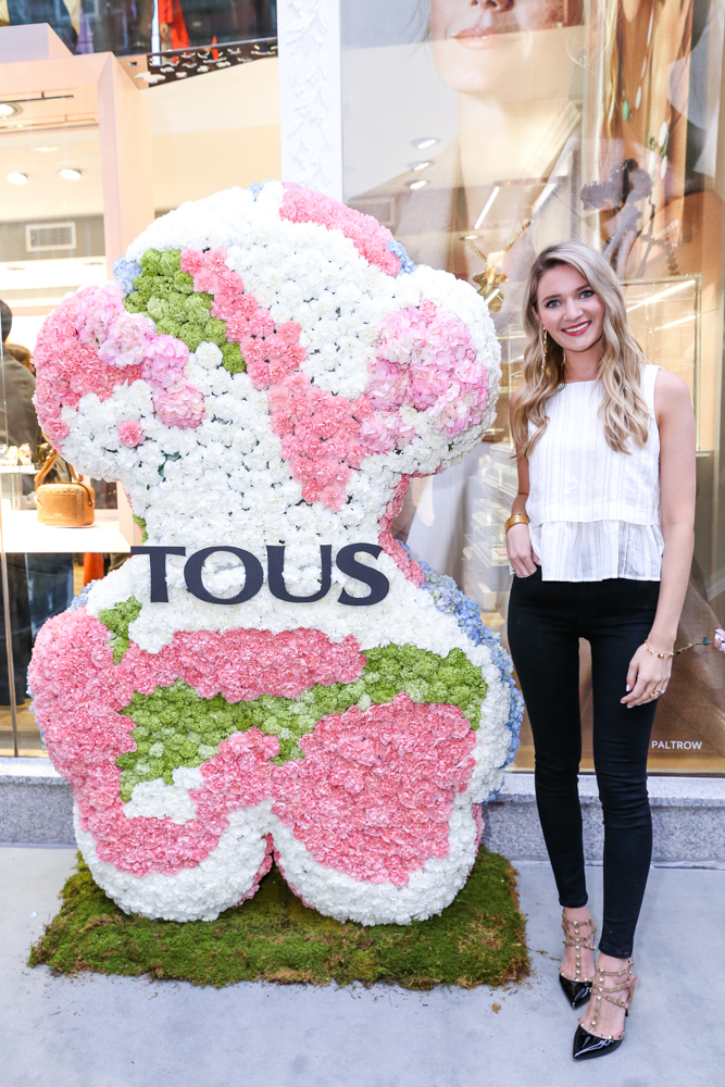 Tous Soho Flagship Opening : in support of the National YoungArts Foundation