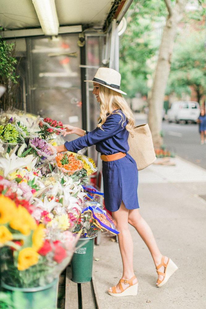 Flower Stand NYC