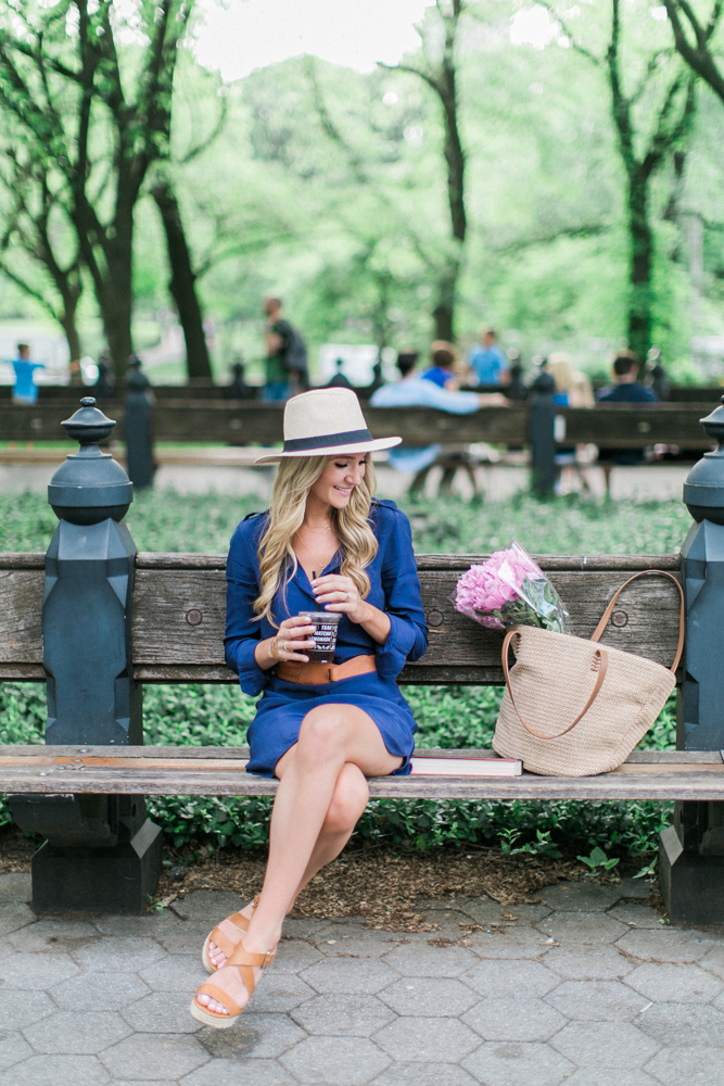 Central Park Outfit