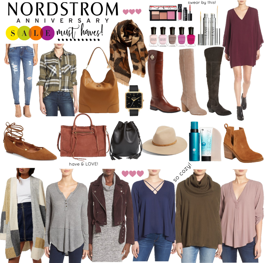 NSale 2016 Must Haves