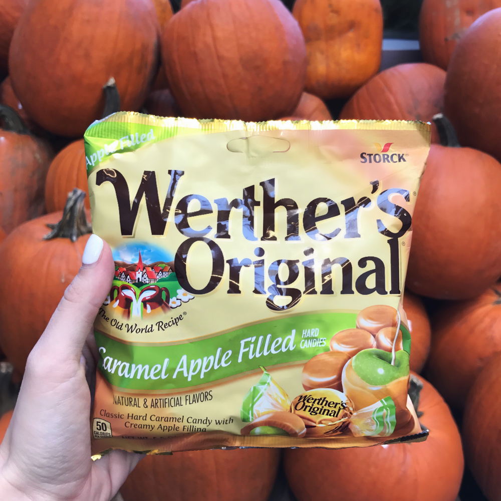 Werthers Caramel Apple Filled Caramell