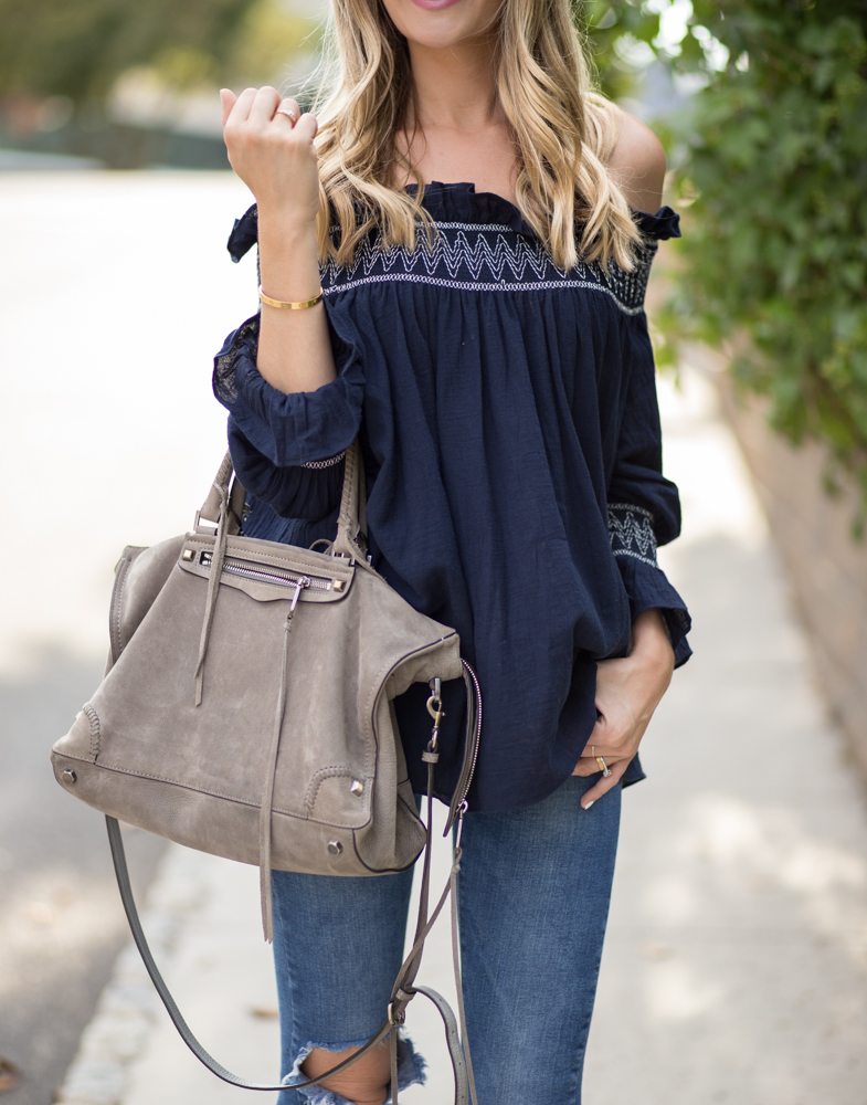 Transitional Fall Outfit