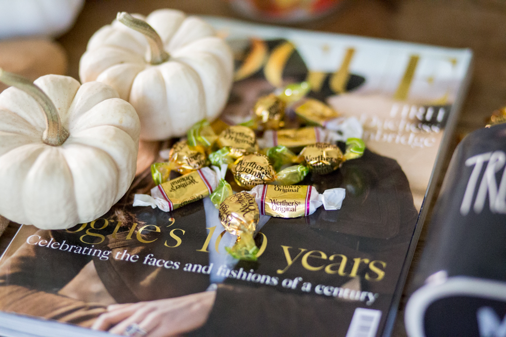 Fall Favorites with Werthers