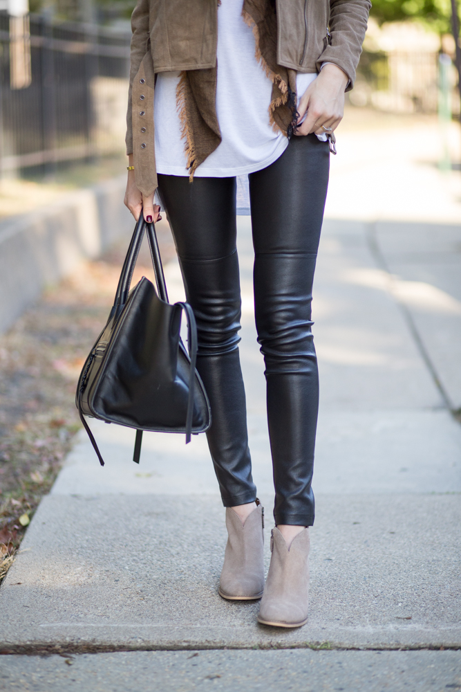 Parker Becker Leather Pant