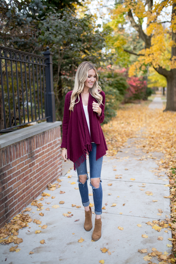 Thanksgiving Outfit Ideas with Last Call NM