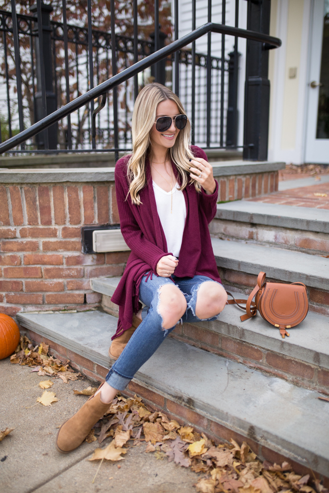 Thanksgiving Casual Outfit