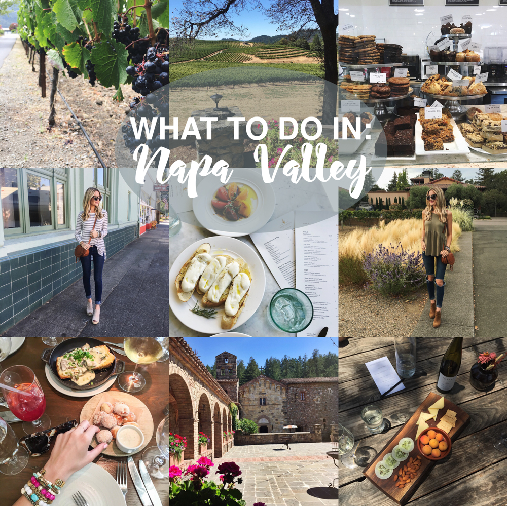 What to do in: Napa Valley