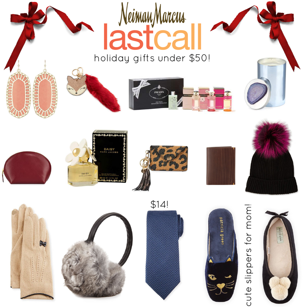 Last Call NM Gifts under $50
