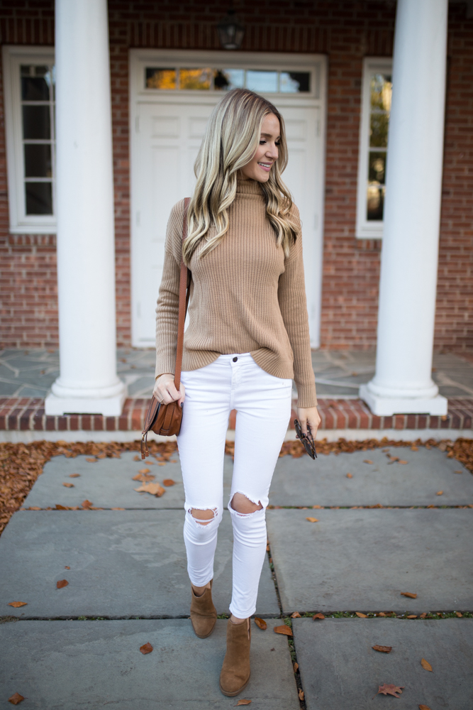 Easy Winter Fall Outfit