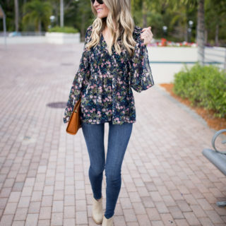 Winter Florals with Neiman Marcus Last Call