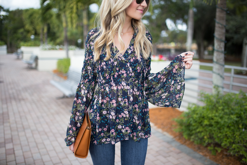Winter Florals with Neiman Marcus