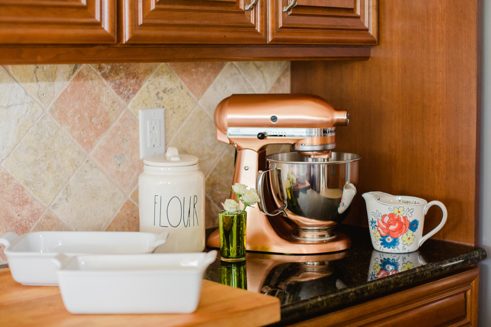 Copper Kitchen Aid Mixer