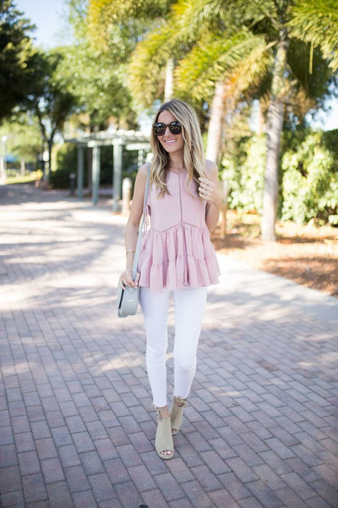 Last Call Blush Outfit