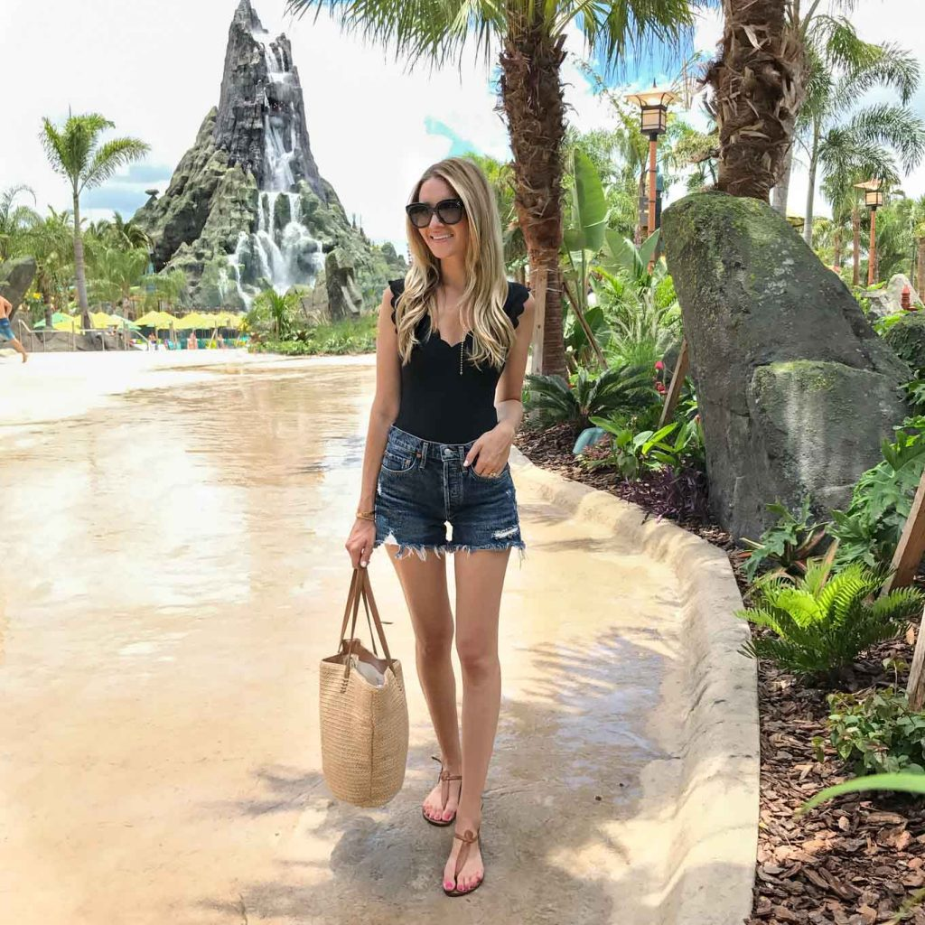 Volcano Bay Outfit