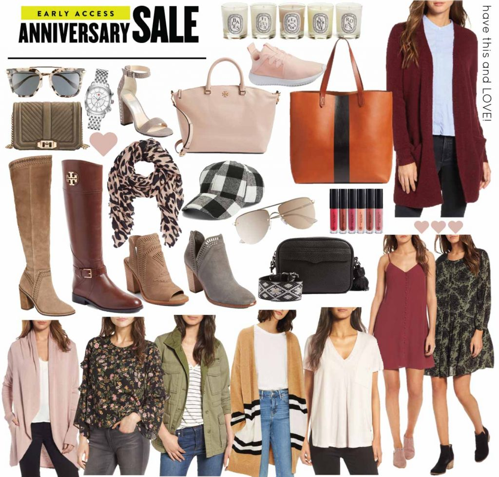 Nordstrom Anniversary Early Access