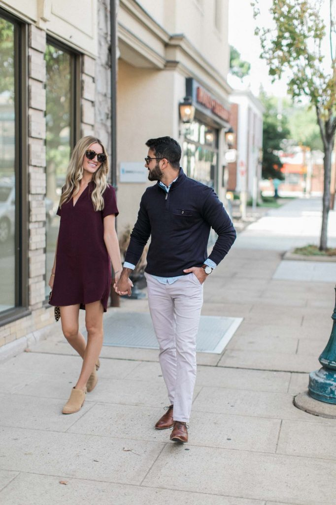 His and Hers Fall Style