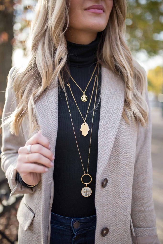 Tous Necklace Layers