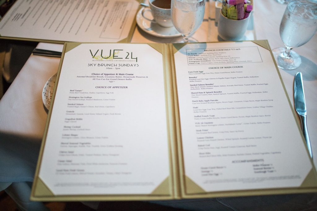 VUE 24 Brunch