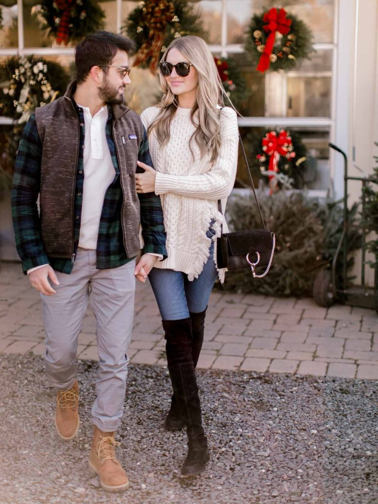 Holiday Couples Look