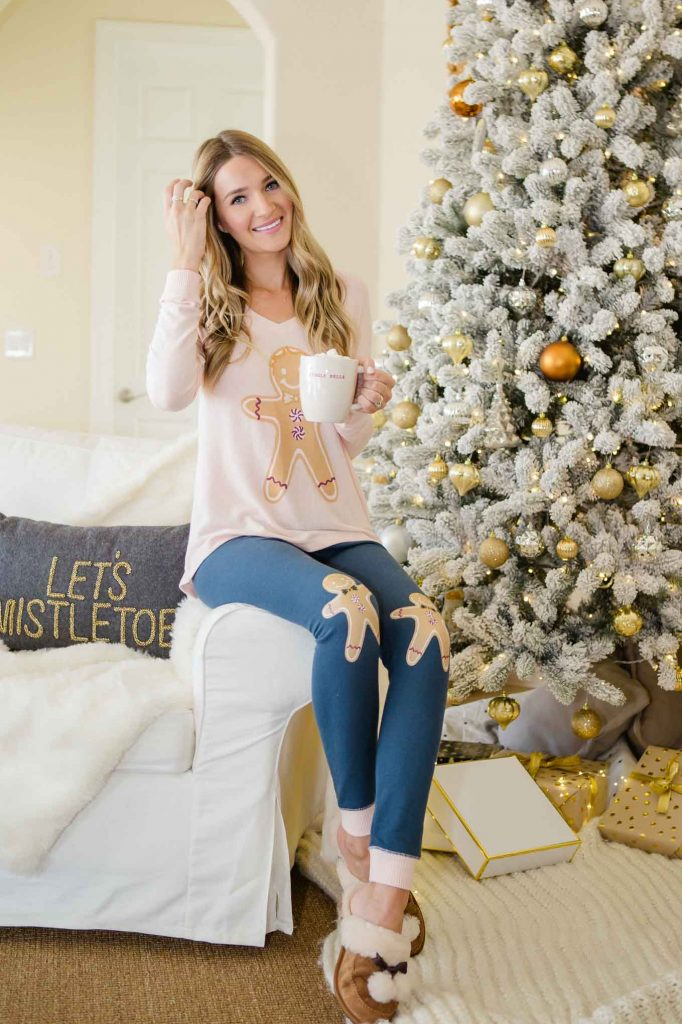 holiday loungewear