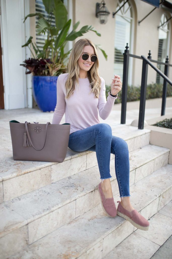 Neutral Tote Outfit