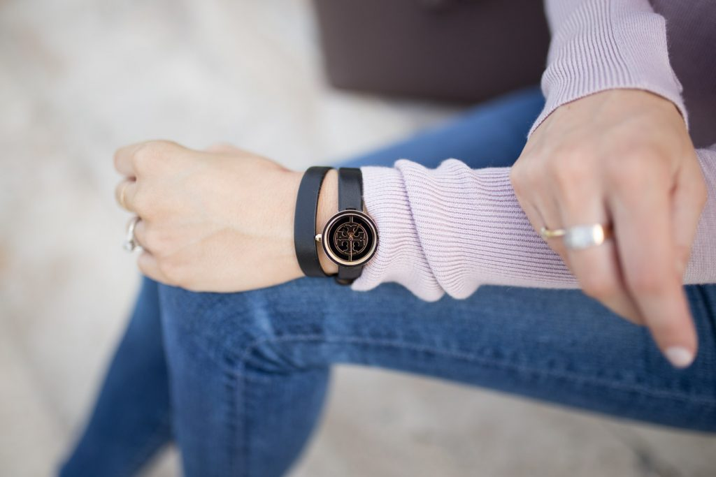 Reva Wrap Watch