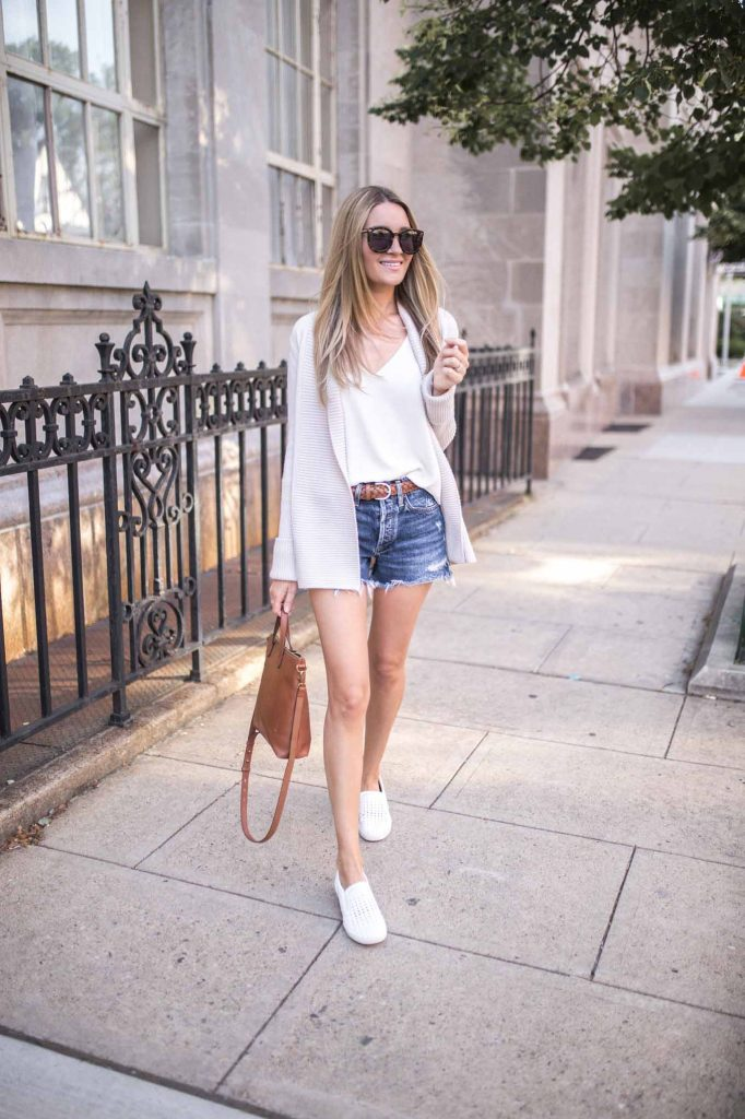 summer neutral outfit