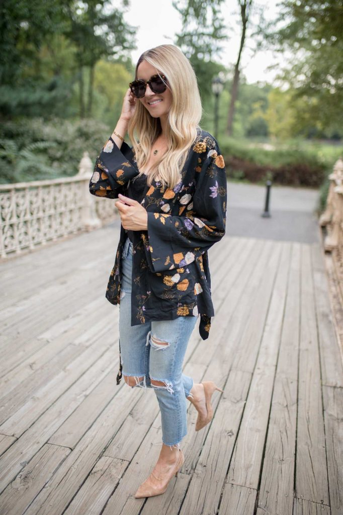 dark fall color jacket