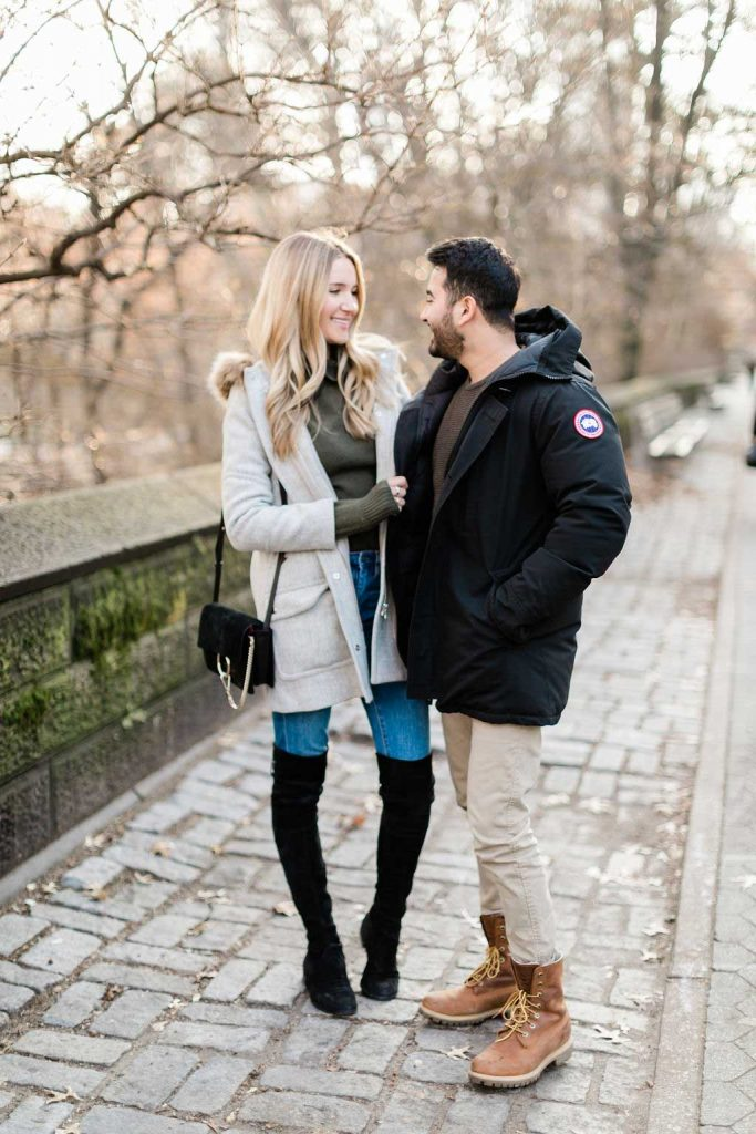 winter outfits for couples