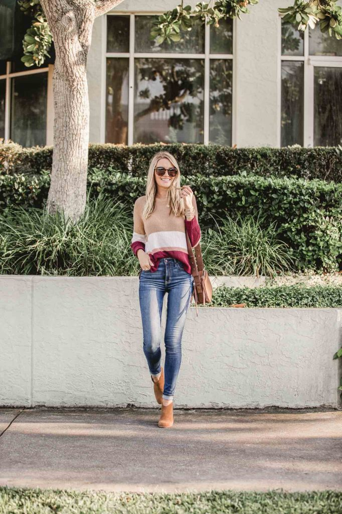 Fall Denim Favorites Outfit