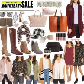 Nordstrom Anniversary Sale Early Access 2017
