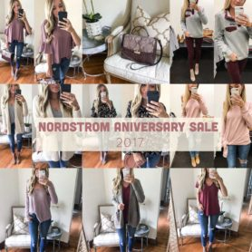 Nordstrom Anniversary Sale Try-On Haul