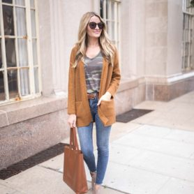 Casual Fall Cardigan